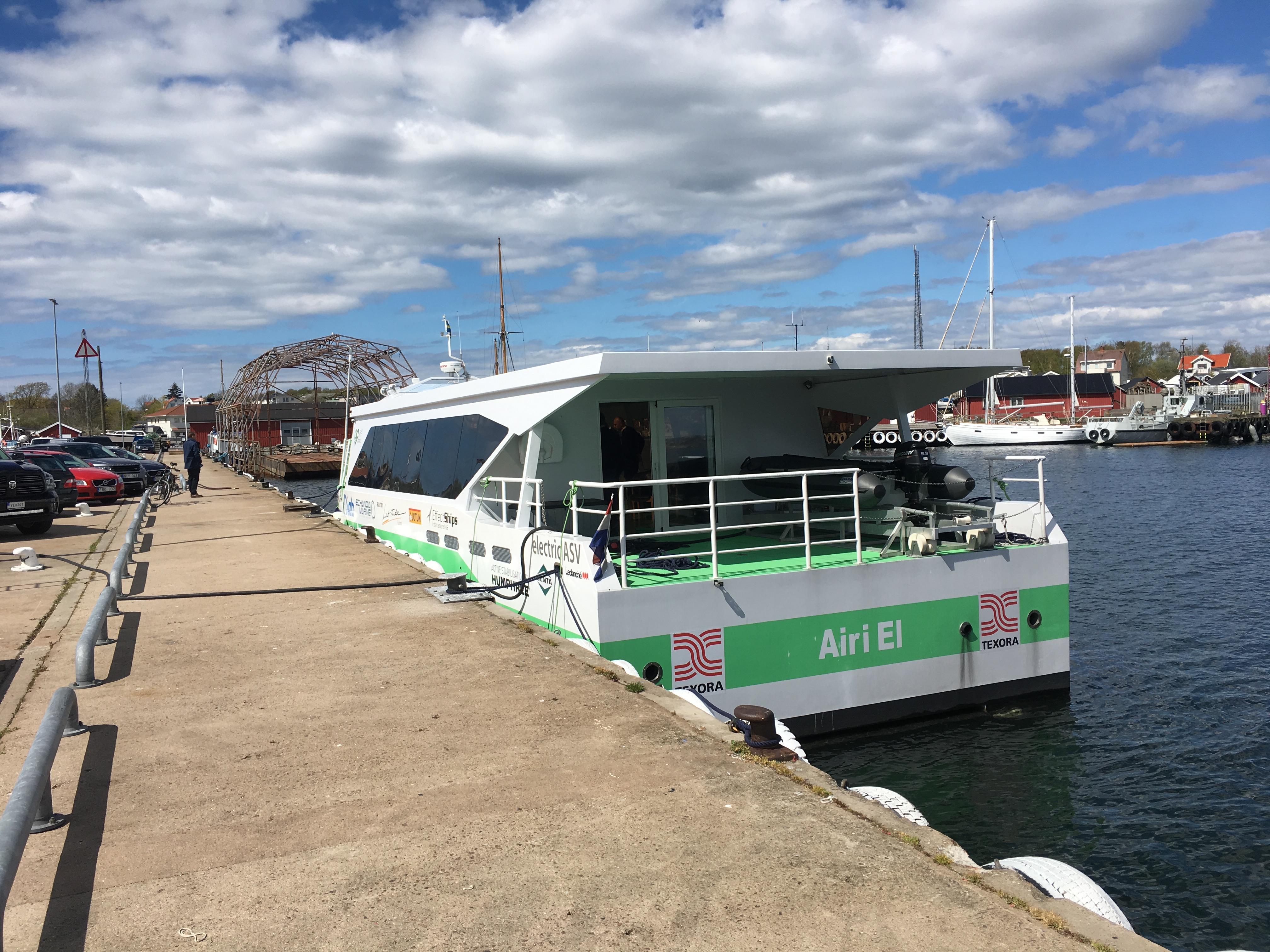 Green City Ferries - Brainspot Executive
